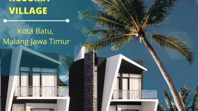 Investasi Villa di Kota Batu Malang
