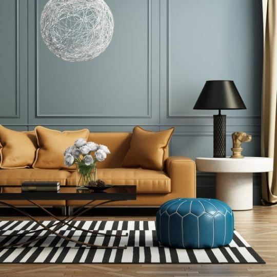 Tips Sederhana Menata Ruang Tamu Kecil Dengan Gaya Minimalis