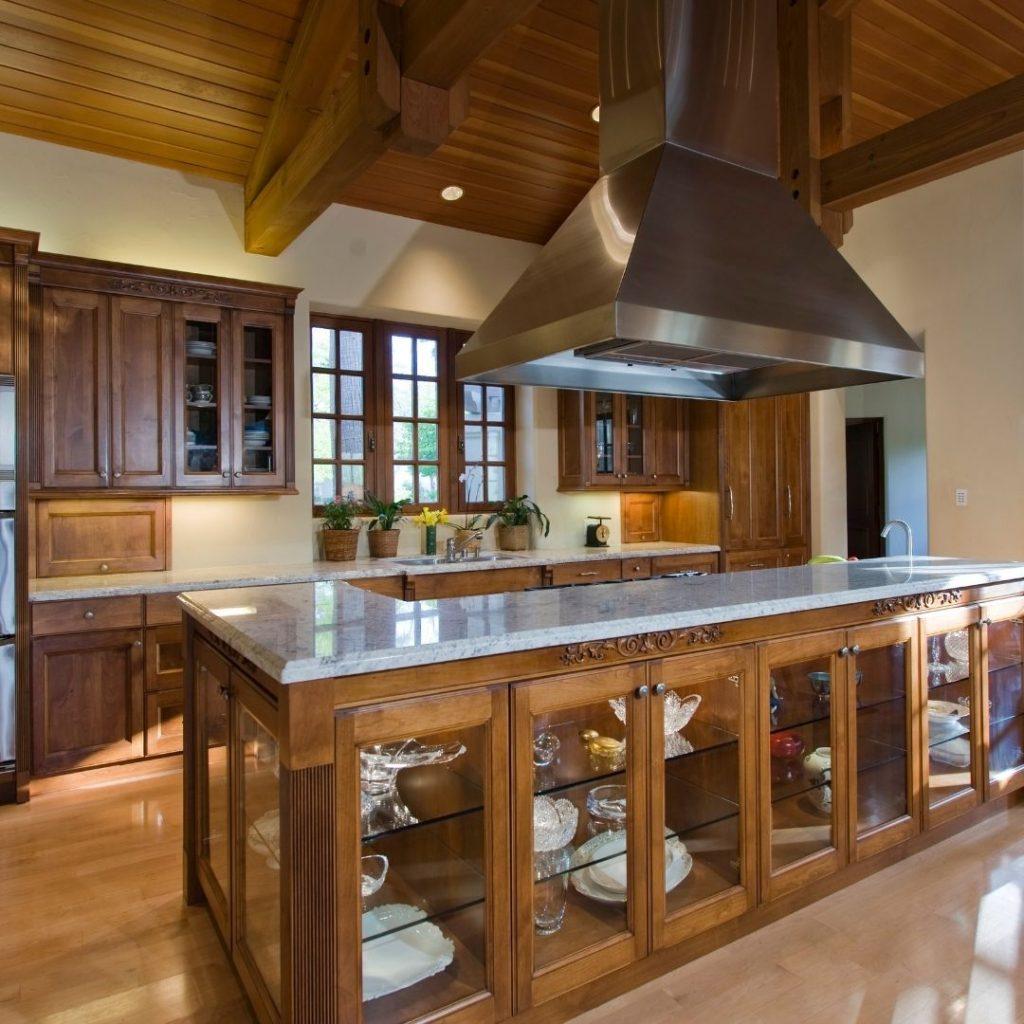memilih dapur rumah