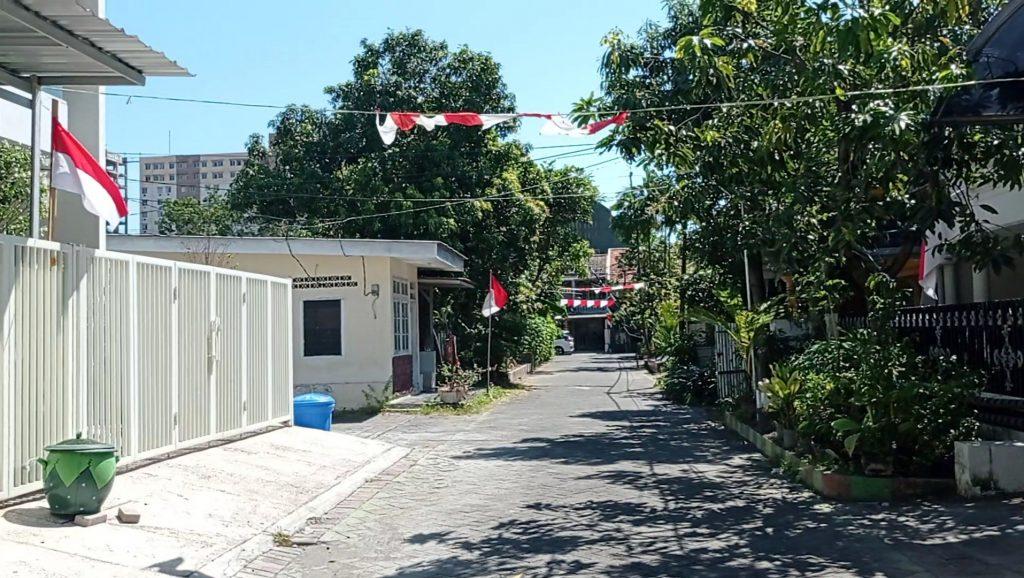 Rumah di Rungkut Barata Surabaya