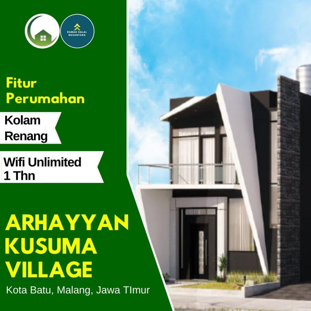 Type Villa Mewah di Batu Malang