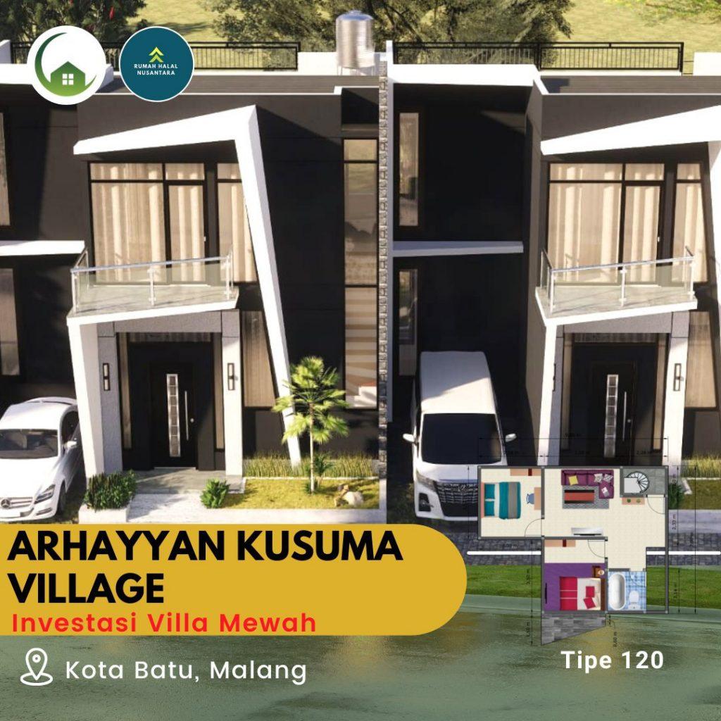 Temukan Hunian Anda Dekat Dengan Kota Wisata di Malang