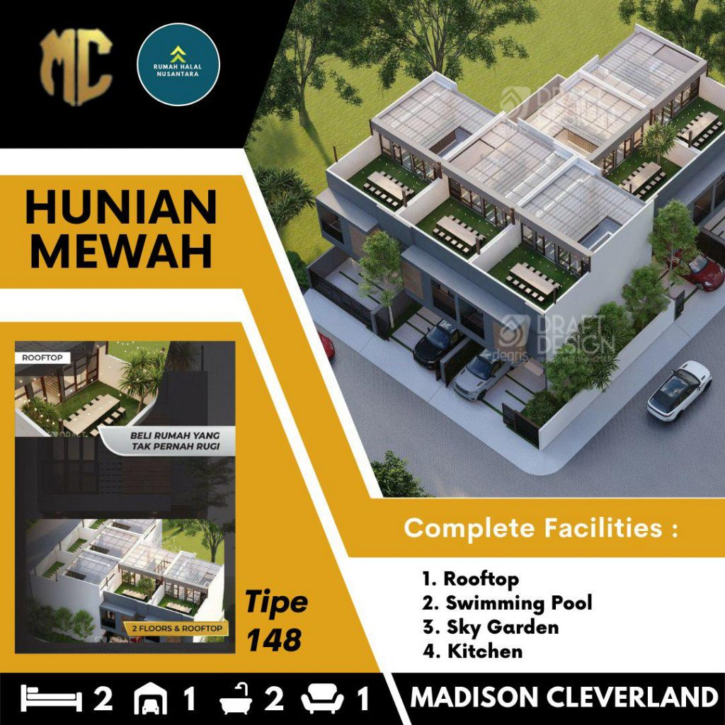 Rumah Mewah di Surabaya