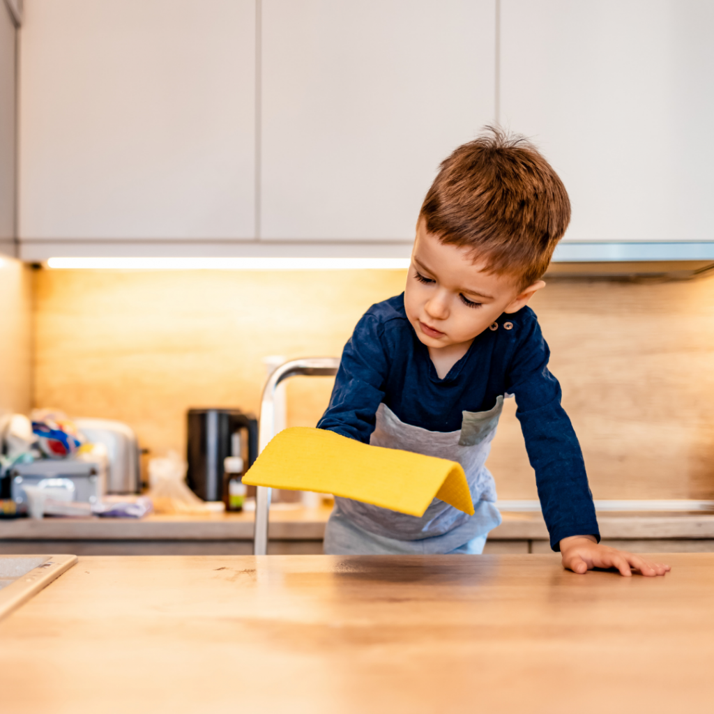 tips cara membersihkan rumah baru