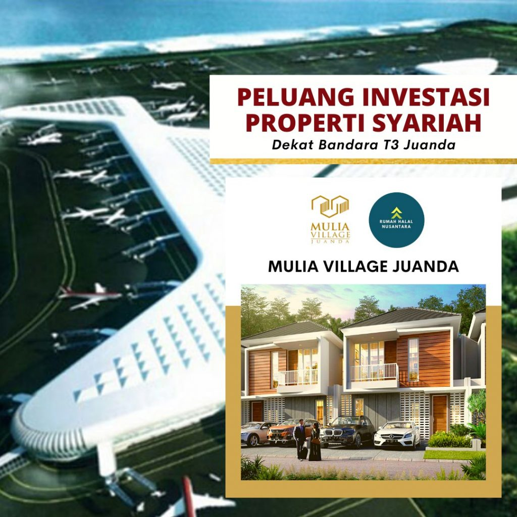Hunian Mewah di Kota Surabaya – Mulia Village Juanda